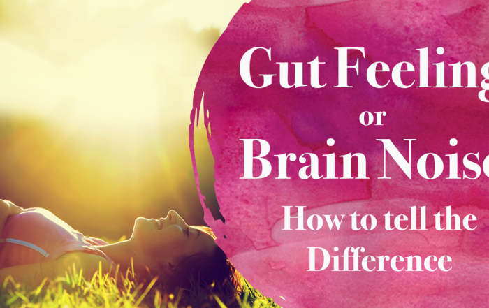 Gut Feeling or Brain Noise