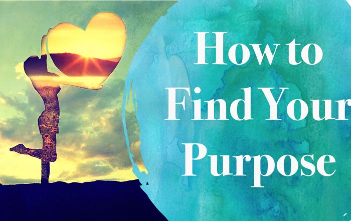 Find Purpsose
