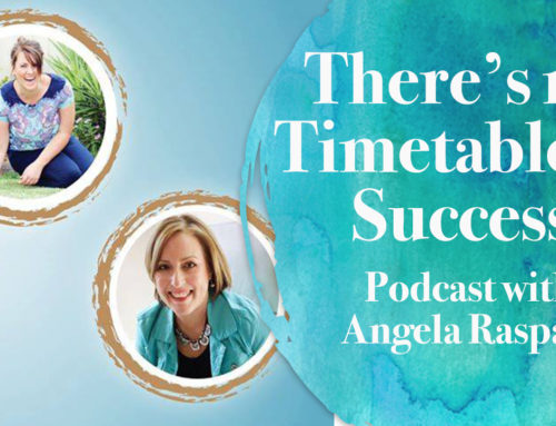 Podcast: There's No Timetable for Success